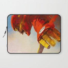 The man of Iron Laptop Sleeve