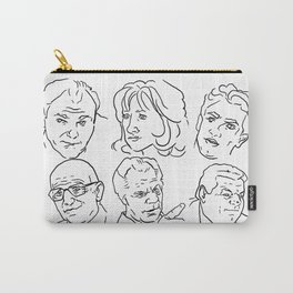 The Sopranos Carry-All Pouch