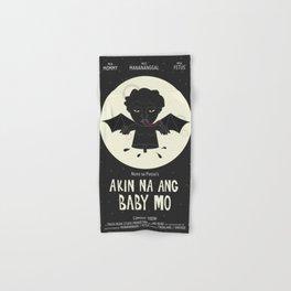 Akin Na Ang Baby Mo (Philippine Mythological Creatures Series) Hand & Bath Towel