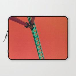 Teal Coaster Laptop Sleeve