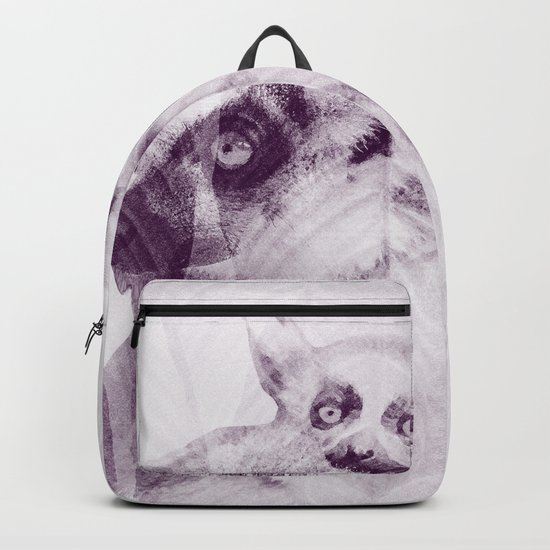 Happy Mother's Day - Lemur - maki catta Backpack