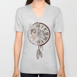 Life is But a Dream Unisex V-Neck
