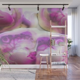 Liberated Bubbles - Abstract Art Wall Mural