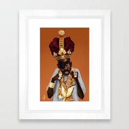 The Rula Framed Art Print