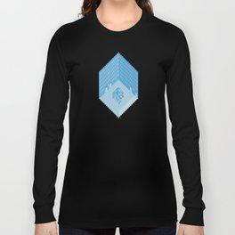 Wolfson Axonometric. Long Sleeve T-shirt