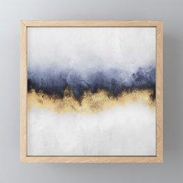 Sky Framed Mini Art Print