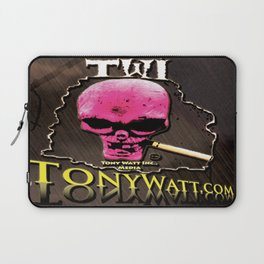 TWI Studio Logo -Hollyweird, Toronto, Canada Laptop Sleeve