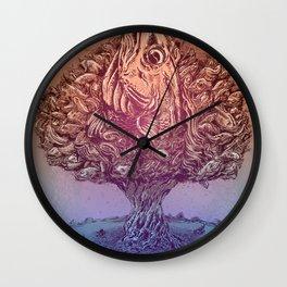 Fishsticks Wall Clock