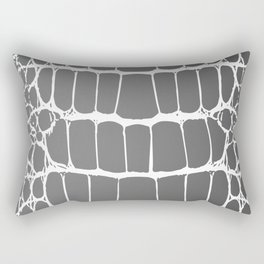 Snake skin Rectangular Pillow