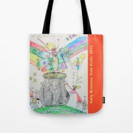 Kelly Bruneau #5 Tote Bag