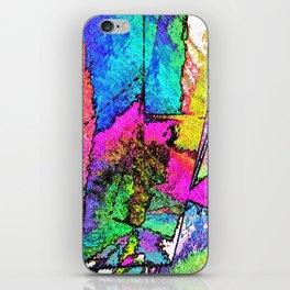 Scraped Away iPhone Skin