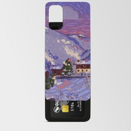 WinterHome Android Card Case