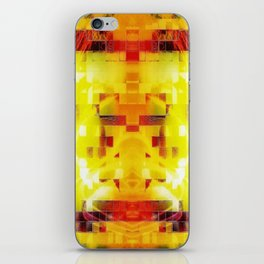 EL TORO MURAL iPhone Skin