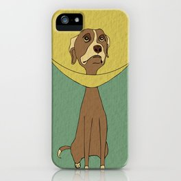 Get Well, Dog iPhone Case