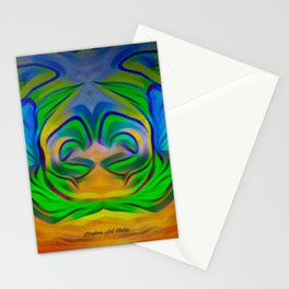 Rebirth 22 Stationery Cards