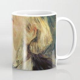 Richard Wagner (1813 – 1883) by Auguste Renoir (1841 - 1919) in 1882 Coffee Mug