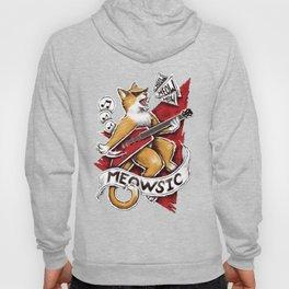 Meowsic Hoody