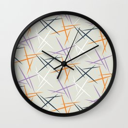 Maury Wall Clock