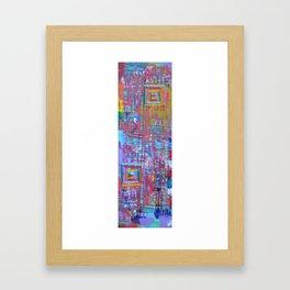 Cardboard Dojo Framed Art Print