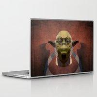 yoda Laptop & iPad Skins featuring Yoda by lazylaves
