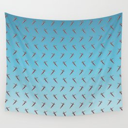 Saltador 02 Wall Tapestry