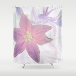 Lily Inversion Shower Curtain