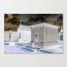 greenwood2 Canvas Print