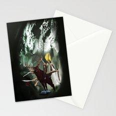 Battle elk Stationery Cards