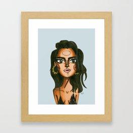 Dua Framed Art Print