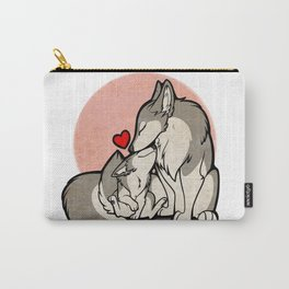 Mothers Day Canines Carry-All Pouch
