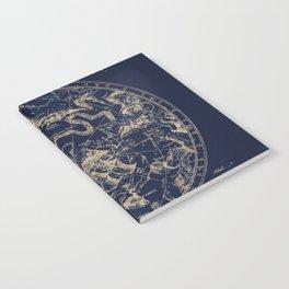 Gold Ceiling | Zodiac Skies Notebook