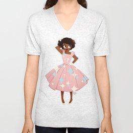 Girl of Fantasy Unisex V-Neck