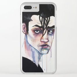 Moz Clear iPhone Case