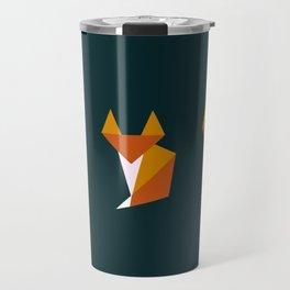 Triple tiny fox Travel Mug
