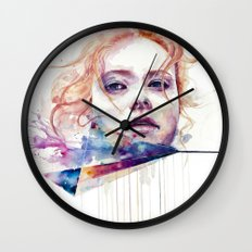 conspiracy of silence Wall Clock