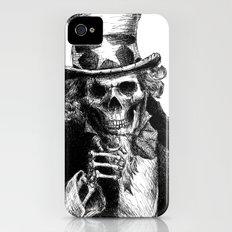 Uncle Sam iPhone (4, 4s) Slim Case