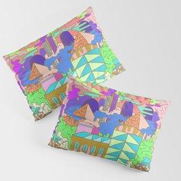 Acid Factory Pillow Sham