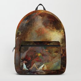 Melody for an unfinished dream Backpack