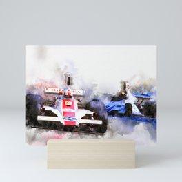Rolf Stommelen Mini Art Print