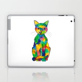 Rainbow Cat Laptop & iPad Skin