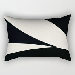 Double Meaning Rectangular Pillow