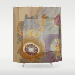 Slenderer Helpless Flowers  ID:16165-003429-36831 Shower Curtain