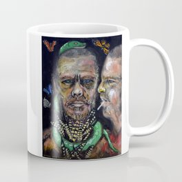 Queen of Fashion (oil on canvas) Coffee Mug