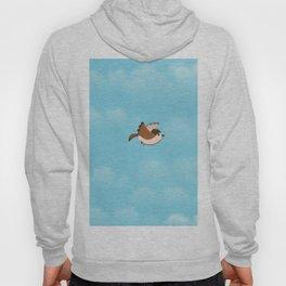 Little Flying Sparrow Hoody