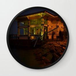 port Wall Clock
