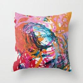 Whip-Smart Throw Pillow