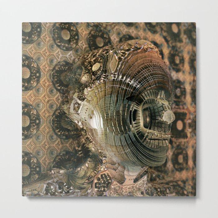 Mignon Metal Print