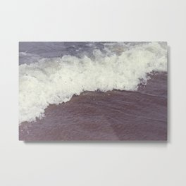 virginia beach ocean 11 Metal Print