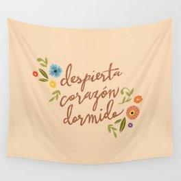 Despierta Corazón Dormido Wall Tapestry