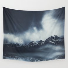 everlasting mountains Wall Tapestry